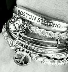 Boston Strong Bracelets | #OneFund #BostonSTrong
