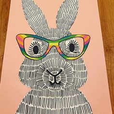 Easter Bunny Craft P