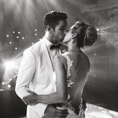 Love isn't something you find. Love is something that finds you. Our stunning couple: @dani_rosejones @jones_brad Photographer: @annafowlerphotog Make up and hair: @peachesmakeup
