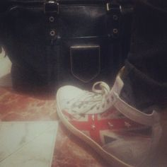 Street Style / Bullboxer Shoes From @wassimwassim69