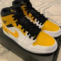 Air Jordan 1 Mid | Mercari Shoe Deals, Jordan 1 Mid, Nike Men, Men's Shoes, Athletic Shoes, Air Jordans, Brand New, Man Shoes, Men's Footwear