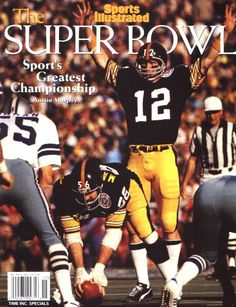 Terry Bradshaw - Pittsburgh Steelers