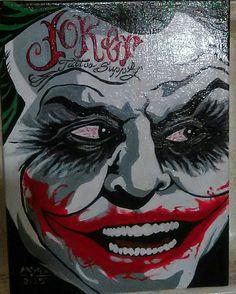 Joker by Robby Rotten