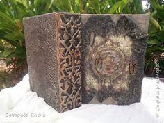 Книга-шкатулка фолиант. фото 3