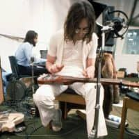 The Beatles at Apple Studios, January 1969 The Beatles, Studios, January, Apple, Apple Fruit, Beatles, Apples