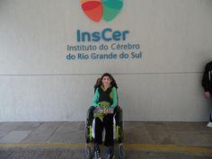 No INSTITUTO DO CÉREBRO, depois de quase 5 horas na máquina de ressonância, dia 12/07/2013