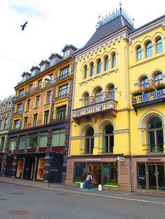 Oslo, Norway.  Beautiful city