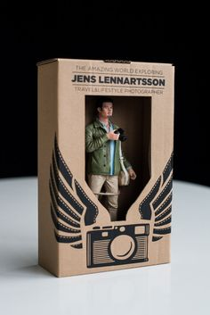 GIJENS: Epic self-promotion by Jens Lennartsson http://www.fromupnorth.com/gijens-epic-self-promotion-by-jens-lennartsson/