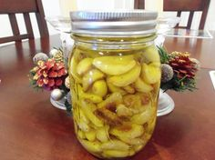 Roasted Garlic and Garlic Oil the Easy Way!. ALWAYS have a jar of this in my frig.