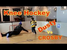Kids HoCkey - Epic Knee hockey Dusty v Sidney Crosby at Butcher Boyz Rule Arena - http://www.truesportsfan.com/kids-hockey-epic-knee-hockey-dusty-v-sidney-crosby-at-butcher-boyz-rule-arena/