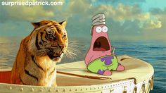 Surprised Patrick - Funny Pictures and GIFs
