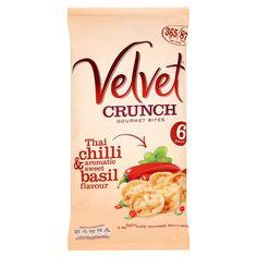 Velvet Crunch Thai Sweet Chilli 6X20g
