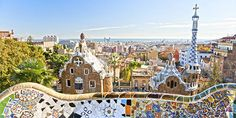 10 places every traveller should go Barcelona, Spain   It's well known that Barcelona has some stunning architectural wonders on offer, but whenever we visit we head straight to the tapas bars – they're 100 times better than here in Oz. For something a bit different, put your problem solving skills to the test at 'Roomin Escape', a new craze where you're locked in a room and have to find clues, unlock puzzles and solve brainteasers to escape in less than 60 minutes.