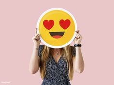 Love Emoji designed by Doljirung for rawpixel. Social Network Icons, Social Media Icons, Portfolio Webdesign, Studio Pilates, Buyer Persona, Emoticon Faces, Heart Emoji, Help The Poor, Web Portfolio