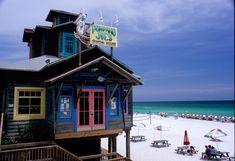 Pompano Joes - Destin FL with the family Destin Florida Restaurants, Destin Florida Wedding, Florida Beaches, Panama City Beach Florida, Florida Vacation, Panama City Panama, The Places Youll Go, Places To Go, Rosemary Beach Florida