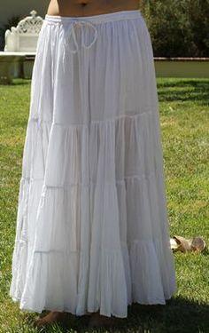 062575fc247 7 Yd Cotton Belly Dance Skirt SC252