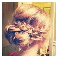 Another 25 Bridal Hairstyles Wedding Updos found on Polyvore