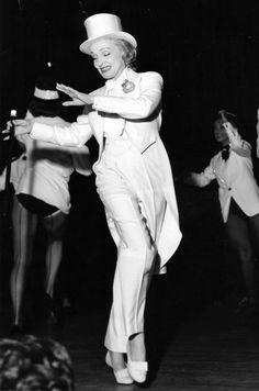Marlene Dietrich / Las Vegas / 1959.