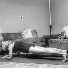 Dolphin Plank Pose: Satya