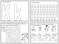 EDUCATIA CONTEAZA: Literele I, J, K Word Search Puzzles, Diy And Crafts, Diagram, Bullet Journal, Words, Double Deck Bed, Word Puzzle Games, Horse