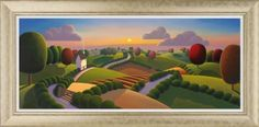 The Last Day of Summer, by Paul Corfield