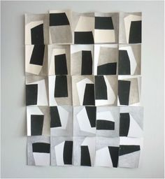 """Awesome """"abstract artists iii"""" information is readily available on our website. Read more and you wont be sorry you did. Wall Sculptures, Sculpture Art, Ceramic Wall Art, Black White Art, Grafik Design, Geometric Art, Diy Art, Collage Art, Paper Art"""