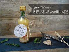 Geschenk zum Vatertag: Bier-Senf-Marinade