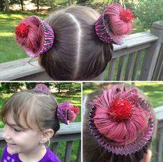 O Crazy Hair Day, ou, Dia do Cabelo Maluco é um dia onde todas as crianças adotam penteados pra lá de divertidos para irem à escola. Confira as fotos!