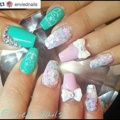 @Glitterblendz 'It's A Surprise' my very popular glitter mix.