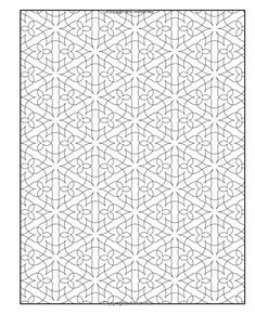 Sweet Escape Coloring Book: An Adult Coloring Book Featuring Geometric Patterns (9780996275491): Coloring Books for Adults