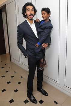 Dev Patel And Sunny Pawar's Cutest Moments Together