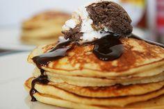 Crepes chocolate