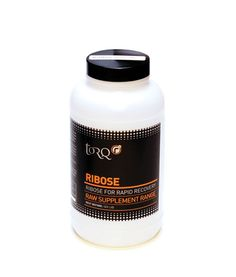 TORQ RIBOSE (500g) - A naturally-occurring sugar. Boosts recovery by 340-430%. Ensures maximal muscular energy charge.