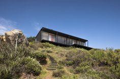 Modular prototype home in Chile designed by Felipe Assadi