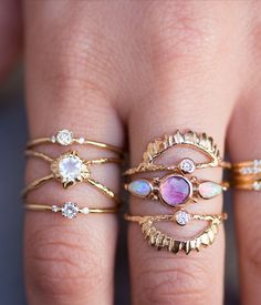 If you can dream it, you can stack it! #loveaudryrose