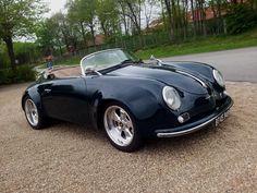 Porsche 356 speedster widebody ***solgt*** billede 1