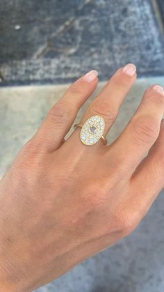 Vintage Inspired Engagement Rings, Aesthetic Room Decor, Druzy Ring, Diamond Rings, Vintage Jewelry, Jewels, Antiques, Amazing, Metal