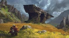 Ancient Anvil by Joshua Brian Smith Udlokken