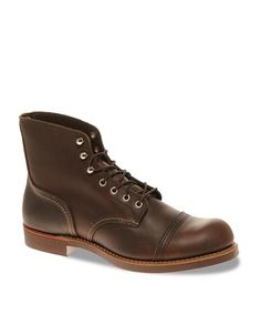 Red Wing | Red Wing Iron Ranger Boots at ASOS