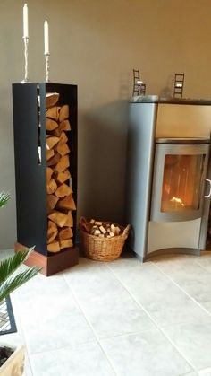 Firewood storage indoor diy ideas homemade More