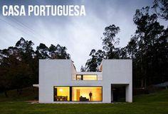 Casa Portugal - Minimalíssima casa portuguesa
