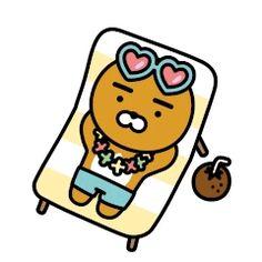 라이언.gif (240×240) Moving Wallpapers, Cute Wallpapers, Ryan Bear, Kakao Ryan, Apeach Kakao, Gifs Lindos, Bear Gif, Kakao Friends, 1 Gif
