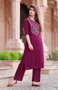 Designer Kurtis, Designer Gowns, Girls Wear, Women Wear, Kurtis With Pants, Bridal Dresses, Bridesmaid Dresses, New Delhi, Indian Ethnic Wear