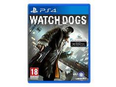 watch_dogs til PC eller PS4
