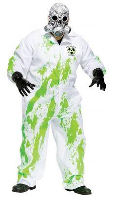 Costume d'Homme Radioactf