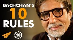 Amitabh Bachchan's Top 10 Rules For Success (@SrBachchan)