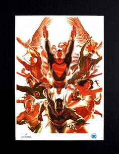 World's Greatest Super-Heroes by Alex Ross