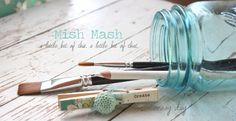 Mish Mash -- I love this blog for Project Life inspirations. All so creative!