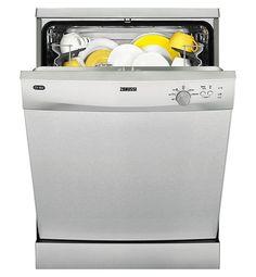 Zanussi 13 Place Freestanding Dishwasher -S/Steel