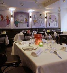 Uusi La Table Lönkalla Tätä on hehkutettu. Helsinki, Table Settings, Lunch, Travel, Table Top Decorations, Eat Lunch, Viajes, Place Settings, Destinations